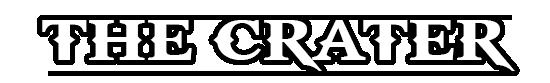TextTheCrater